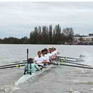 The best Boat Race story ever