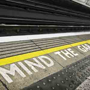 The original Mind the Gap returns ...