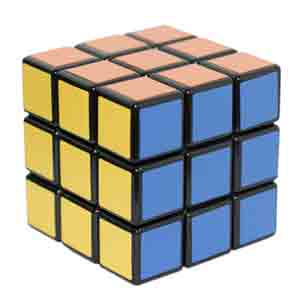 The Rubik's Cube and the meaning of life