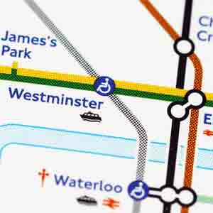 Bet you've never noticed this about the Tube map